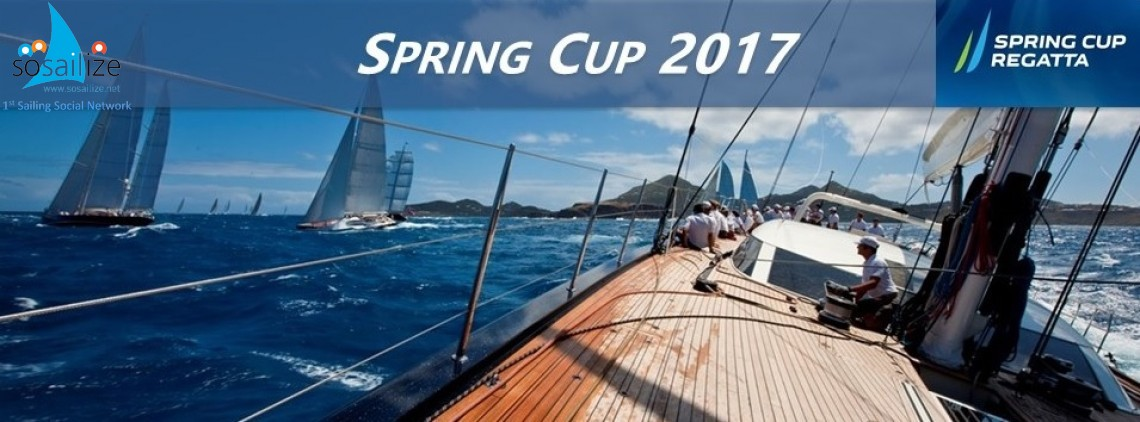 Spring Cup Sailing Regatta 2017 May 6 - 13, Saronic Gulf, Athens, Greece Event
