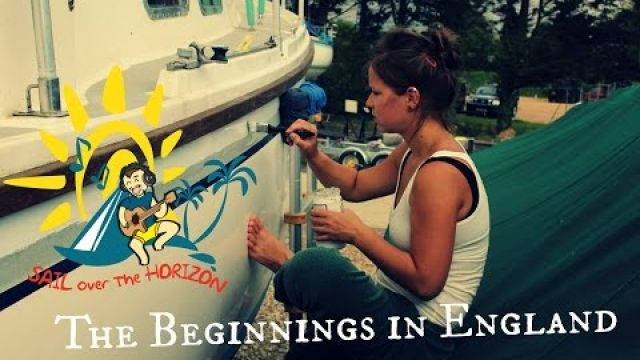 Sail Over The Horizon - 1. episode /The Beginnings in England/